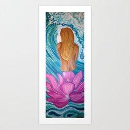 Discovery of Self Art Print