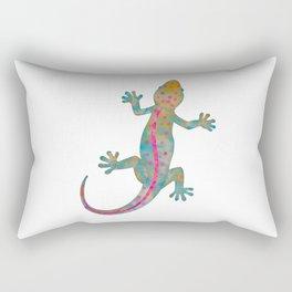 Groovy Gekko Rectangular Pillow
