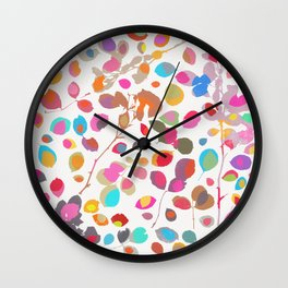 wildrose 5 Wall Clock