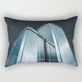 City of glass (1983) Rectangular Pillow