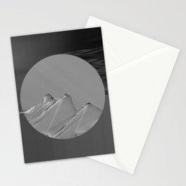 Strange Moons - 3 Stationery Cards
