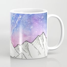 Mountains in the Evening Coffee Mug