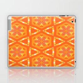 Orange and Yellow Stars and Hearts 9055 Laptop & iPad Skin