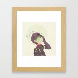 SHINJI IKARI 01 Framed Art Print