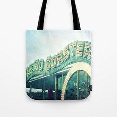 turbo coaster Tote Bag
