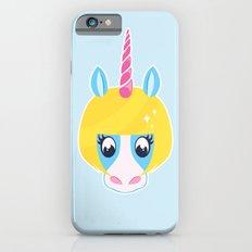 Unicorn girl Slim Case iPhone 6s