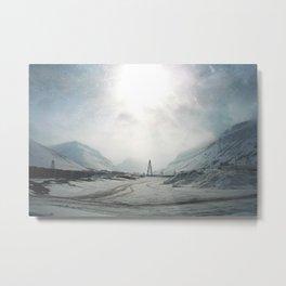Svalbard Metal Print