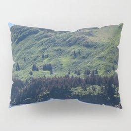North Sister Photography Print Pillow Sham