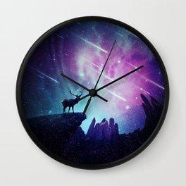Majestic dear Wall Clock