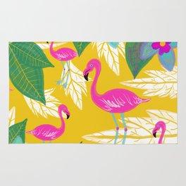 Flamingo Fantasy Rug