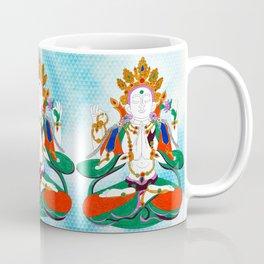 Buddha of Compassion Coffee Mug