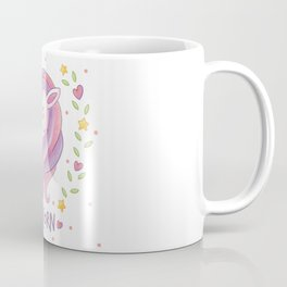 Lovely Unicorn Coffee Mug