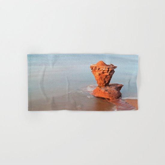 Teapot Rock Hand & Bath Towel