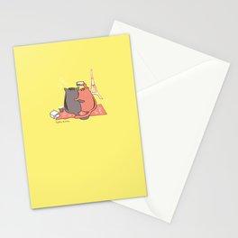 Selfie kitties Stationery Cards