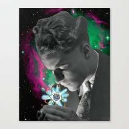 Crafting the Cosmos Canvas Print