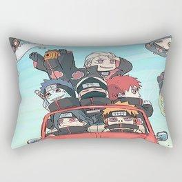 akatasuki cars Rectangular Pillow