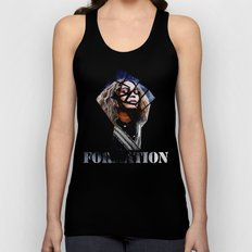 Formation Unisex Tank Top