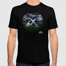 Shark vs. Narwhal  T-shirt