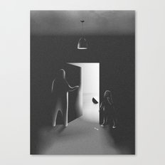 Friends From The Dark Room Canvas Print
