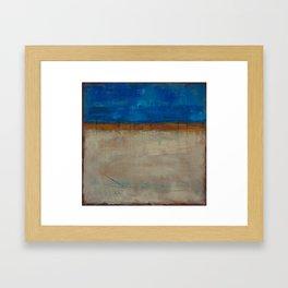 Be Still - Psalm 46:10 Framed Art Print