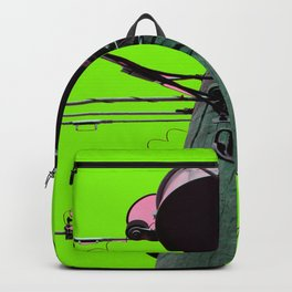 Industrial Electric Musings Backpack