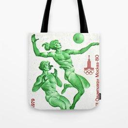 1979 XXII Summer Olympics Tote Bag