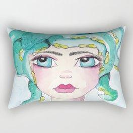 Octogirl Rectangular Pillow