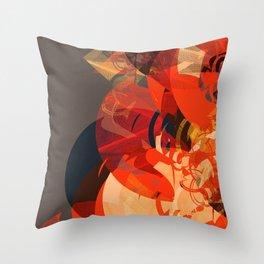 102117 Throw Pillow