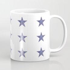 50 Blue Stars Mug