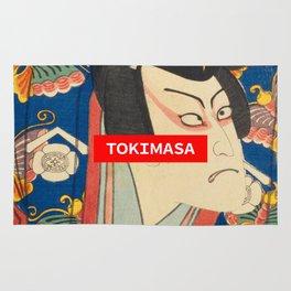 Tokimasa Ukiyo-e Rug