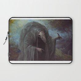 Saint Franciskull Laptop Sleeve
