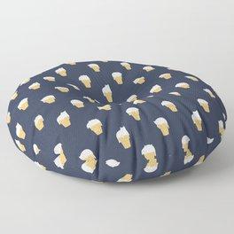 Meowlting Pattern Floor Pillow