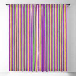Stripes Collection: Easter Blackout Curtain