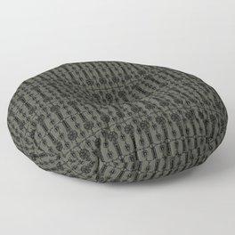 Roman Metalwork Floor Pillow