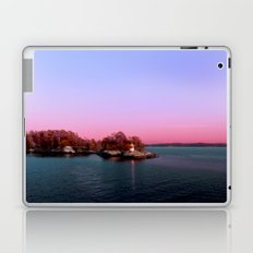 Sunset over the Island Laptop & iPad Skin