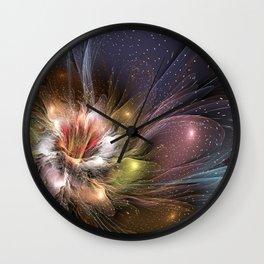 Yvette  Wall Clock