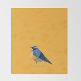 Bird Throw Blanket