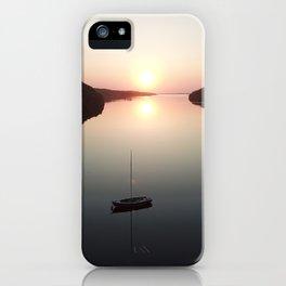 Lough Deravragh , Ireland iPhone Case