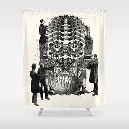 Engineers Shower Curtain