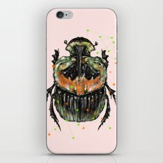 INSECT X iPhone & iPod Skin