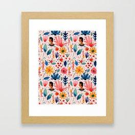 St. Honore Framed Art Print