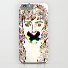 Parole  iPhone Case