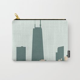 Chicago Cityscape Carry-All Pouch