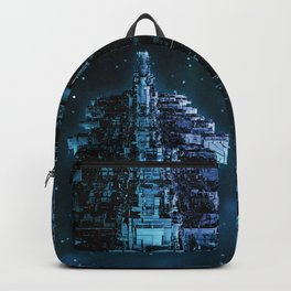 Leviathan BLUE / Keep on trucking Backpack