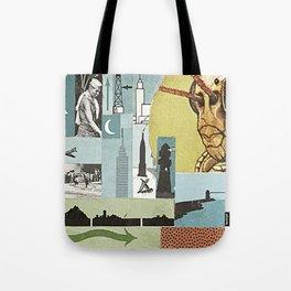 Arm Hopper Tote Bag