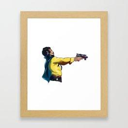 This is Corellian Framed Art Print