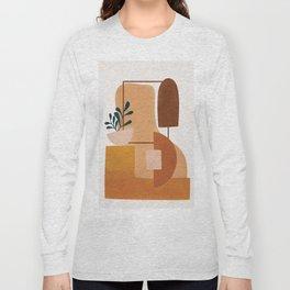 Modern Abstract Art 52 Long Sleeve T-shirt