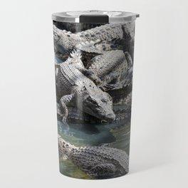 Crocodiles Travel Mug