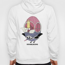 DOUBLE KING: Ovum Regia Hoody