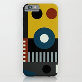 SPEECH AT THE BAUHAUS iPhone Case